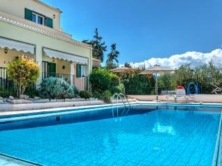 A luxurious villa with unique views to Souda bay - Drapanos vacation rentals