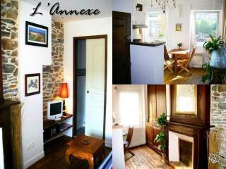 """Studio """"L'Annexe"""" à 150m de la Plage - Granville vacation rentals"""