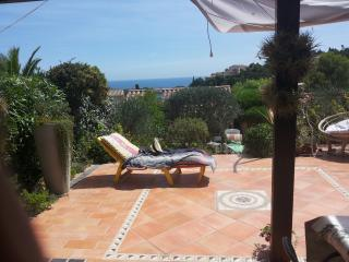 villetta vista mare in residence (Costa Azzurra) - Les Issambres vacation rentals