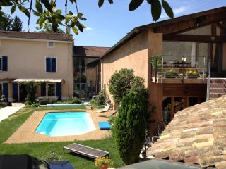 1 bedroom Gite with Internet Access in Caluire et Cuire - Caluire et Cuire vacation rentals