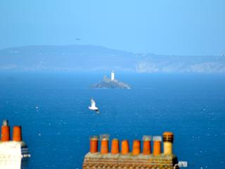 House in the sky! Sea views, parking, sun terrace - Saint Ives vacation rentals