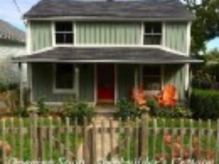 Cottage with view-walk to shop,waterfront,theatre - Niagara-on-the-Lake vacation rentals