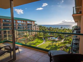 Maui Westside Properties: Konea 639 - Two Bedroom Interior Courtyard Wraparound Lanai! - Ka'anapali vacation rentals