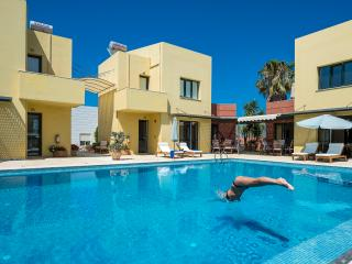 Beach,Pool,Seaview,Daphnis-Villa 1 - Maleme vacation rentals
