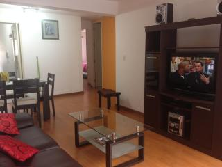 Miraflores furnished  king size bed  WI-FI central - Miraflores vacation rentals