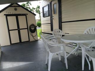 Beautiful Furnished Trailer in Fun n Sun RV Resort - Harlingen vacation rentals