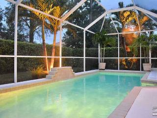 Warm and inviting pool home in a million dollar setting. - Naples vacation rentals