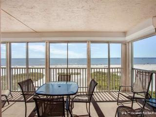 Gateway Villa 397, Gulf Front, Elevator, Heated Pool - Fort Myers Beach vacation rentals