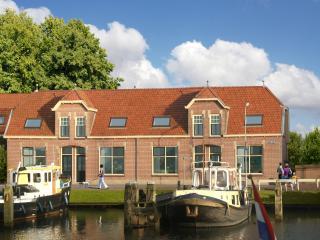 Superlocatie in oud Enkhuizen 4-6p. vakantiehuis - Enkhuizen vacation rentals