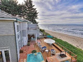 4BR/3BA Wave Rider House, Rincon Beach, with Hot Tub, Sleeps 10 - Oak View vacation rentals
