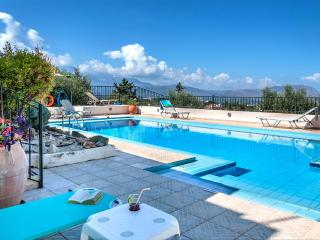 A luxurious villa with breathtaking views - Chania Prefecture vacation rentals