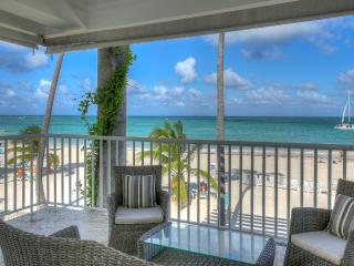 Exclusive Beachfront 3 Bedroom Apartment T-H202 - Bavaro vacation rentals