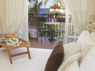Blue Home, wonderful sea view, Mondello beach - Palermo vacation rentals