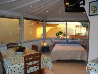 SUNNY APARTMENT SEA VIEW NEAR SORRENTO - Piano di Sorrento vacation rentals