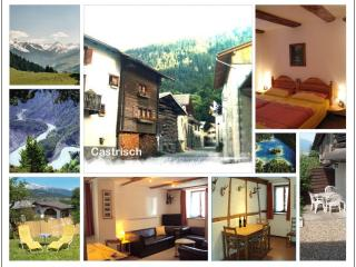 2-Zimmerwohnung mit Sitzplatz im Garten - Laax vacation rentals