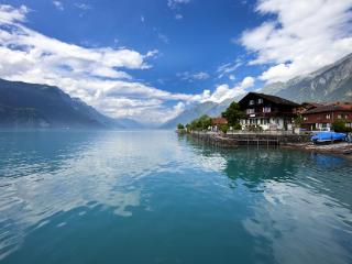 Vacation Apartment in Brienz - amazing view, beautiful, comfortable (# 5430) - Brienz vacation rentals