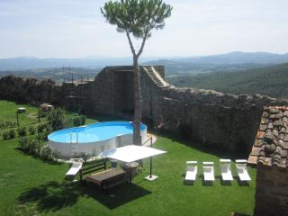 AMAZING PIANETTOLE CASTLE - Anghiari vacation rentals