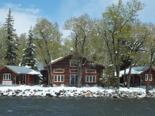 Free Snowshoeing at Riverside Meadows Cabins on the Rio Grande - South Fork vacation rentals