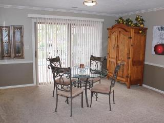 Comfortable, Elegant, & Quiet Condo - Nice Deck, Secured Wifi, Resort Amenities - Saint George vacation rentals