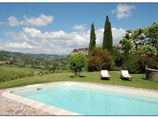 Exeptional Villa with Unique view of Orvieto - Orvieto vacation rentals