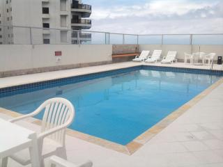 Large apartment in Asturias with sea view.    Amplo Apartamento nas Astúrias com vista mar. - Guaruja vacation rentals