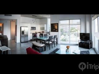 Modern Two Bedroom Loft in Downtown Miami**Monthly Discounts Available** - Florida South Atlantic Coast vacation rentals