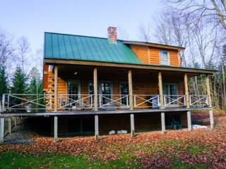 #118 Top quality, private log home on Moosehead Lake - Greenville vacation rentals