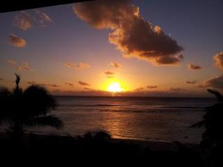 "Beachpoint Apartment ""Right On The Beach"" - Rarotonga vacation rentals"