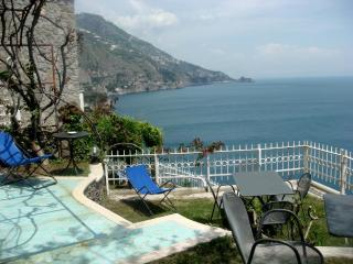 Casa Giulia-with direct access to the sea+parking - Praiano vacation rentals