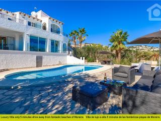 Charming 5 bedroom Villa in Moraira - Moraira vacation rentals