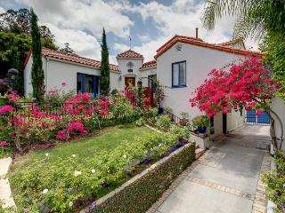 SPANISH ESTATE IN HOLLYWOOD HILLS - Los Angeles vacation rentals