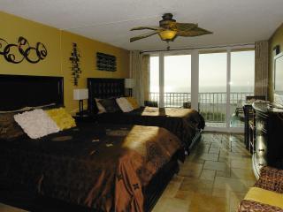 Oceanview condo right on the beach! #313 - Treasure Island vacation rentals