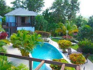 2 bedroom House with Private Outdoor Pool in Cap Estate - Cap Estate vacation rentals
