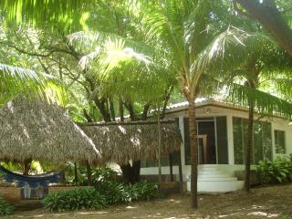2 bedroom beachfront house (Gerardo) - Nicaragua vacation rentals