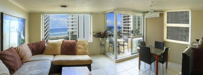 Standard 2 Bedroom Apartmnet with Ocean View Unit 21 Level 4 - Gold Coast vacation rentals