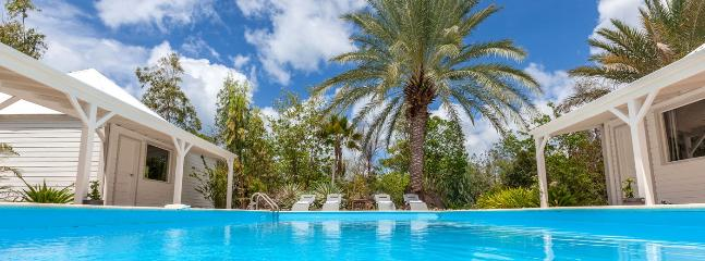 Villa Greystone SPECIAL OFFER: St. Martin Villa 378 Very Comfortable, Secluded And Within Easy Reach Of The Beautiful Terres Basses Beaches. - World vacation rentals