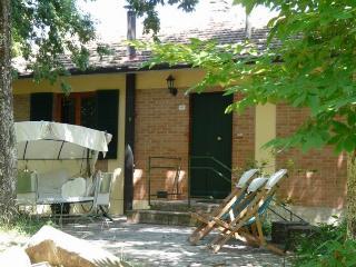 Apartment in a quiet location on the hills, dalia - Sassetta vacation rentals