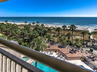 454 Captains Walk - Oceanfront 5th Floor - Its all about the View. - Daufuskie Island vacation rentals