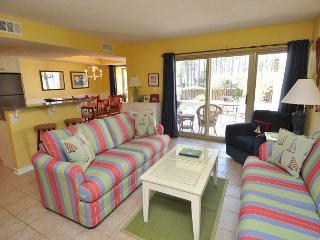 1702 Bluff Villas - Fully Renovated and Beautiful 1st Floor Villa! - South Carolina Island Area vacation rentals