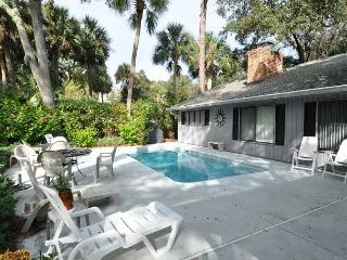 A hop, skip and a jump to the beach and across the street from Coligny Plaza. - Hilton Head vacation rentals