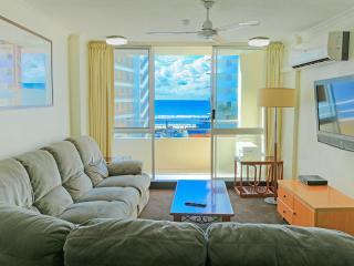 Superior 2 Bedroom Apartment with Ocean View Unit 17 Level 3 - Gold Coast vacation rentals