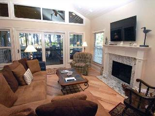 # 3 Beachside Homes - 5 Bedroom Home, 50 yards to the beach and more! - Sea Pines vacation rentals