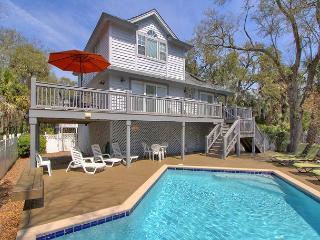 2 Sea Spray-2nd Row Ocean- Lots of Renovations, Hot Tub, Heated Pool - Hilton Head vacation rentals