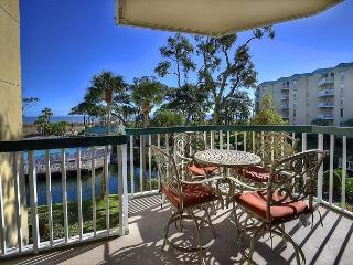 206 Barrington Arms-Oceanfront Views. Fall at the beach is warm & beautiful - Hilton Head vacation rentals