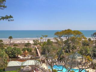 4506 Windsor Court - Beautiful Oceanfront Palmetto Dunes Villa! - Hilton Head vacation rentals