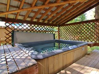 "Cozy ""Peace of Pine,"" with Wi-Fi, and Hot Tub close to it all - Leavenworth vacation rentals"