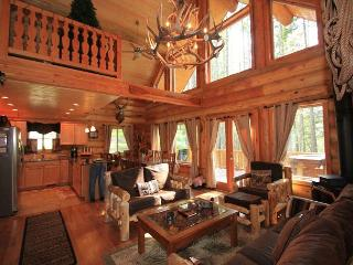 Enchanted River Cabin, Wi-Fi, Hot Tub, 25 min. drive to Leavenworth - Leavenworth vacation rentals