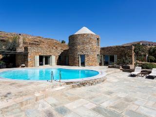Windmill Villa In Kea - Cyclades vacation rentals
