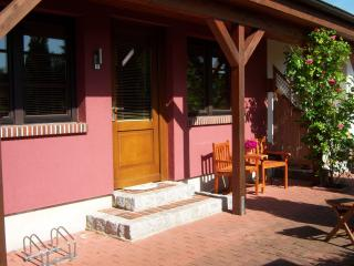 Bright Condo with Balcony and Central Heating - Zingst vacation rentals