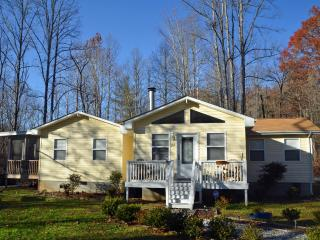 Bryson City, NC. Cutest Cottage on The Creek - Bryson City vacation rentals